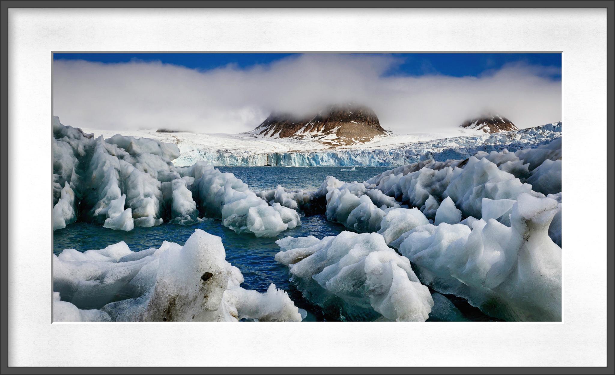 Svlabard Iceberg