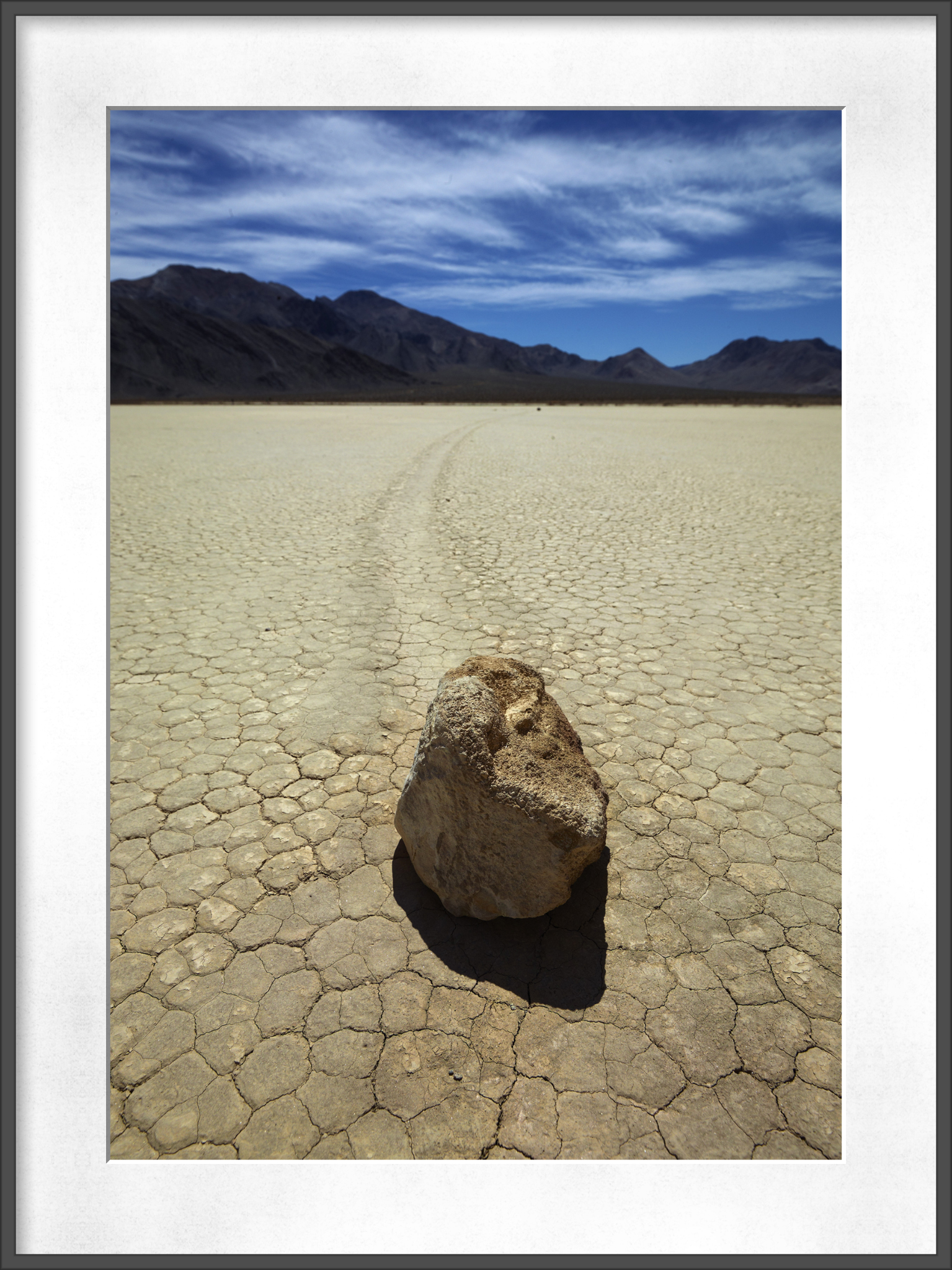 Race Track, Death Valley